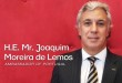 The Captain - Joaquim Moreira de Lemos