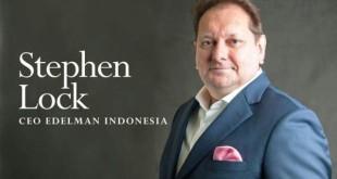 The Captain - Stephen Lock CEO Edelman Indonesia