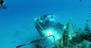 Kapal Selam C-Explorer 3