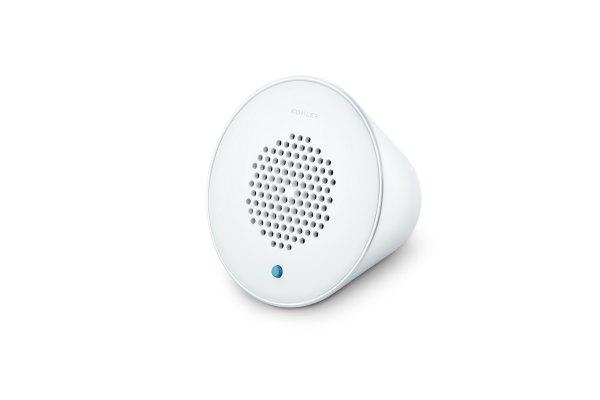 Moxie® showerhead + wireless speaker