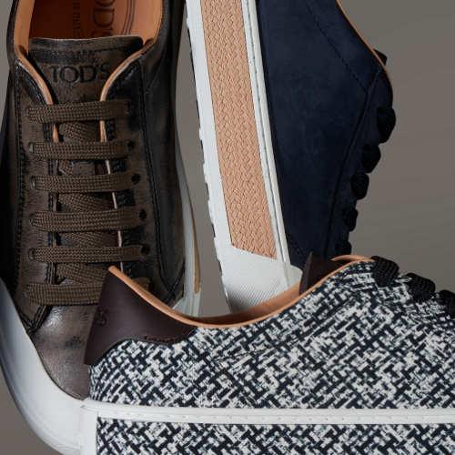 Sneakers Bergaya Trendi Dari Tod's