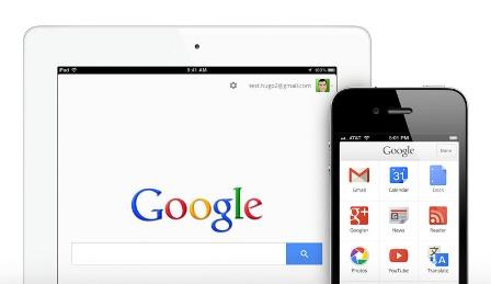 google for ios