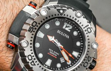 Bulova Sea King 96B226