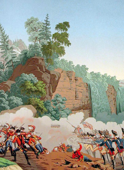 The Wars of Independence of Amerika