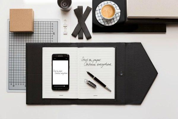 Montblanc Augmented Paper