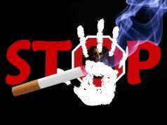 Ilustrasi Stop Merokok