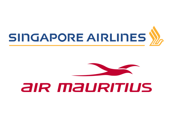 Singapore Airlines & Air Mauritius