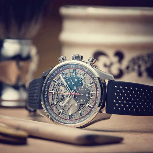 Jam Tangan Pria Bergaya Klasik dari Zenith
