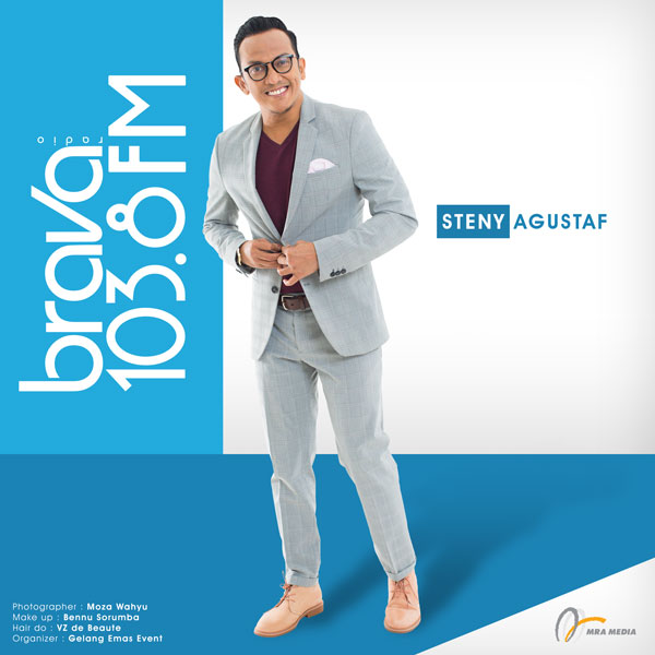 Steny Agustaf_Penyiar Brava Radio