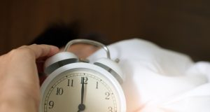 Tidur larut malam atau begadang
