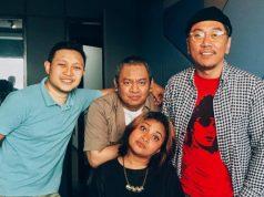 Band Bunglon di radio brava radio