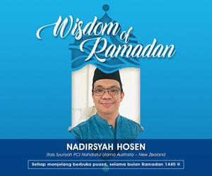 Wisdom of Ramadan 2019
