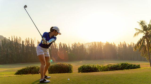 Golf jadi olahraga favorit saat pandemi covid