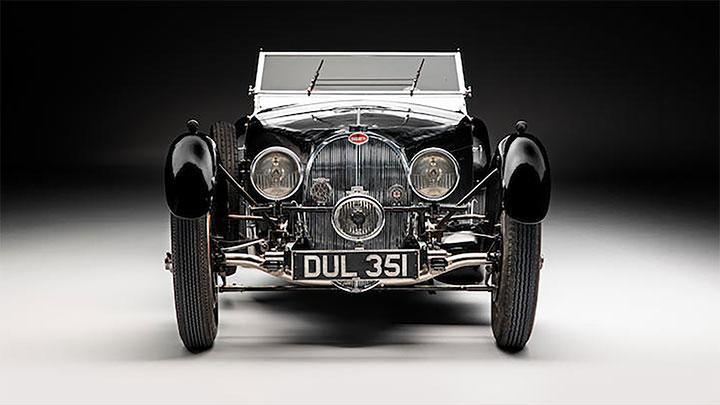 Bugatti Type 57S Dilelang