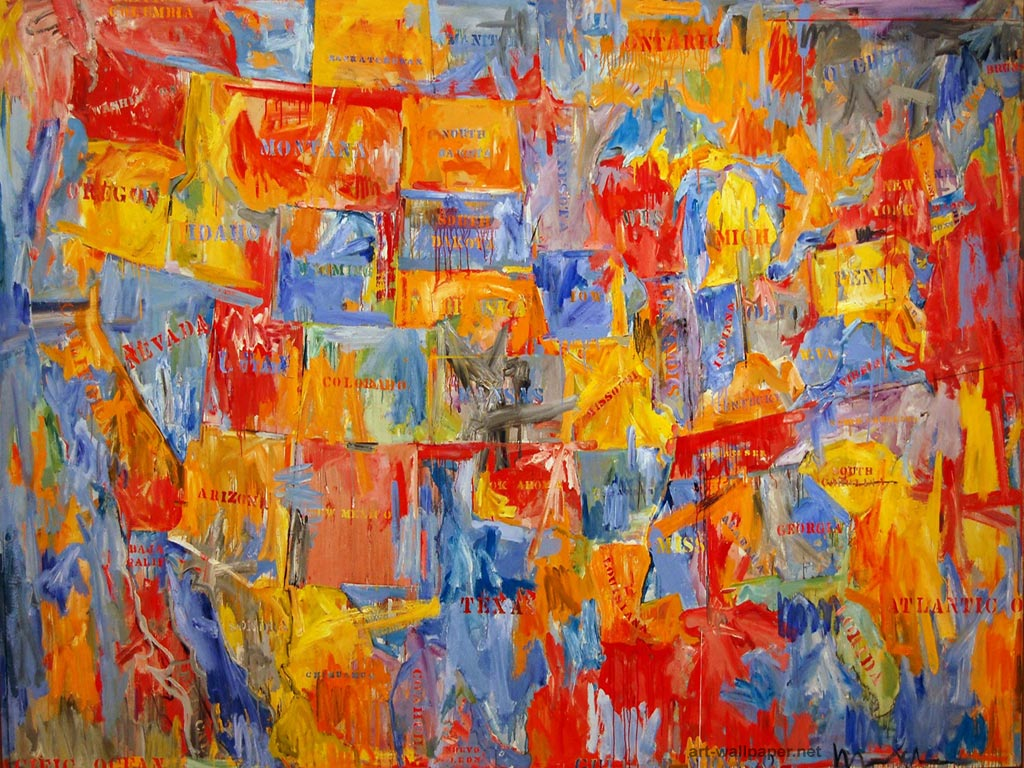 Lukisan Abstrak Termahal