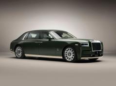 Kolaborasi Hermès Dengan Rolls-Royce Phantom