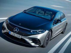 Mobil Elektrik Dirilis Mercedes-Benz