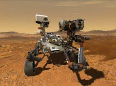 Robot NASA Ciptakan Oksigen Di Mars