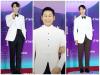 Aktor Dengan White Tuxedo Di Baeksang Arts Awards 2021