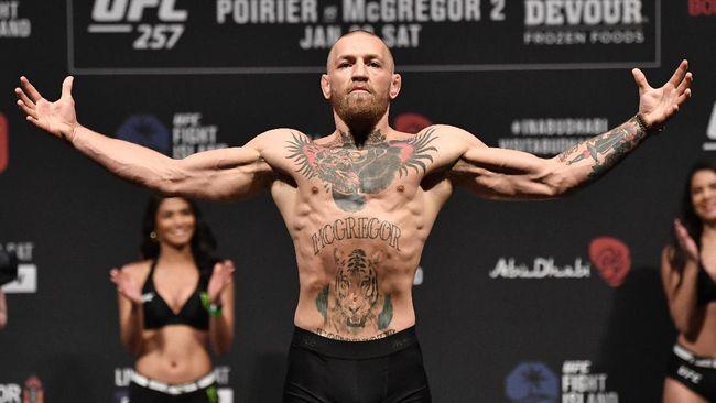 Conor McGregor Atlet Terkaya Di Dunia