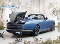 Rolls-Royce Luncurkan Mobil Mewah Dengan Fasilitas Meja Bar Mirip Kapal Pesiar