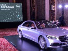 S-Class Mercedes-Benz Hadir di Indonesia