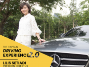 The Captain Driving Experience with Lilis Setiadi