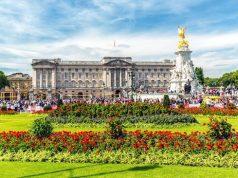 Taman Istana Buckingham Palace Dibuka Untuk Piknik