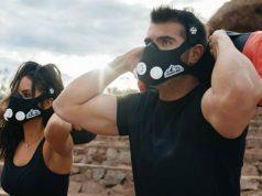 Training Mask Solusi Memakai Masker Saat Olahraga