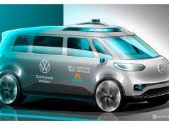Volkswagen Mobil Self-Driving