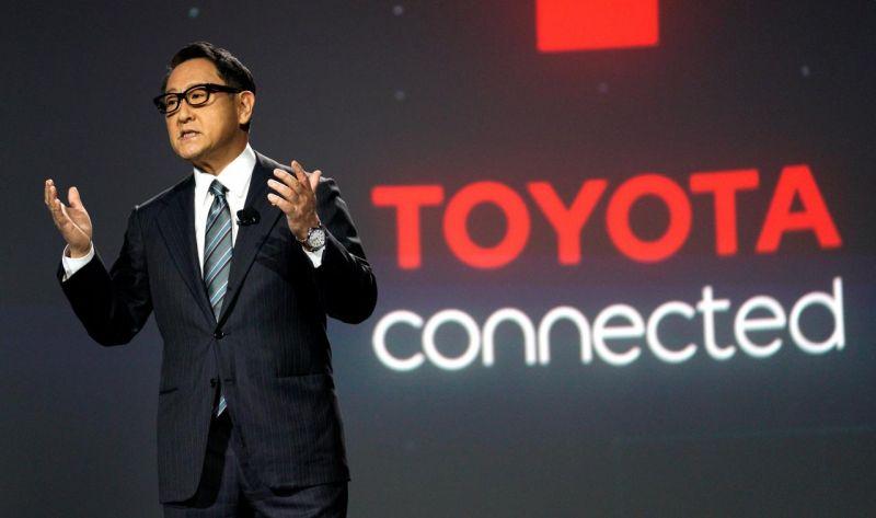 Gaji CEO Otomotif