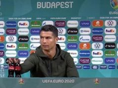 Cristiano Ronaldo Ternyata Pernah Jadi Brand Ambassador Coca-Cola