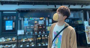 Jepang Ciptakan Masker Melon