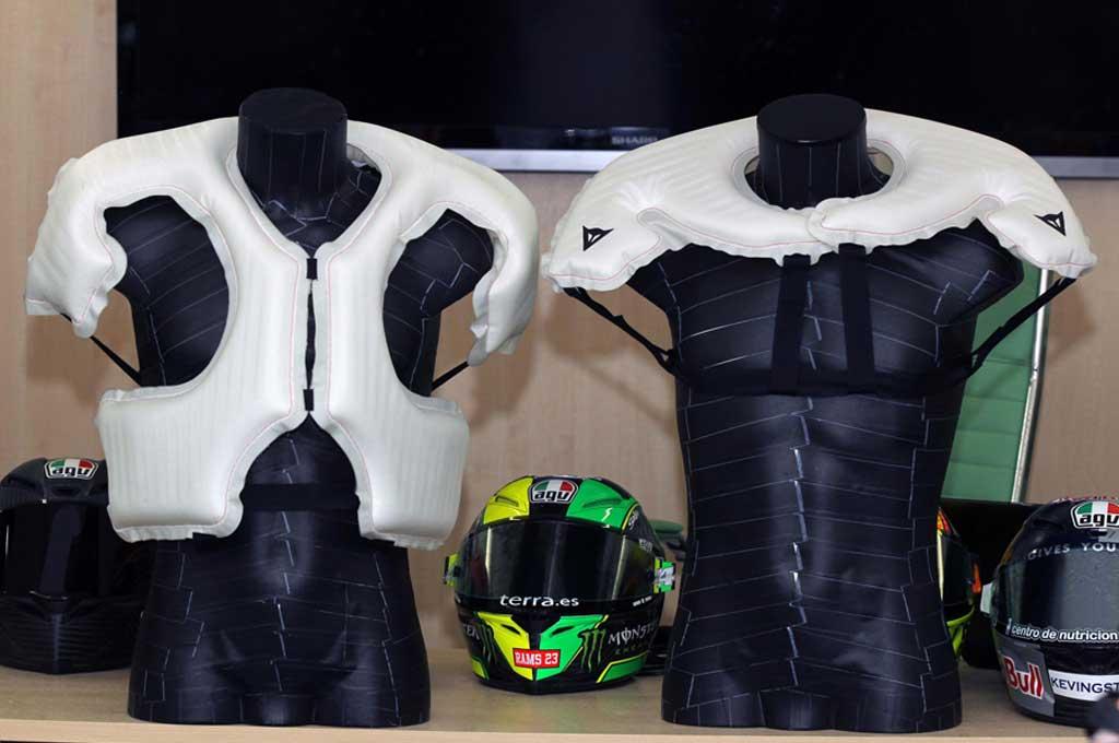 Mengenap Apa Itu Wearpack dan Cara Kerjanya Di Pebalap MotoGP