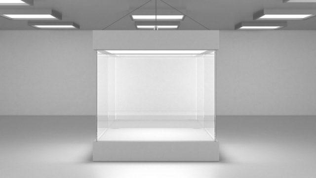 Patung Transparan Tidak Berwujud Tembus Rp 261 Juta