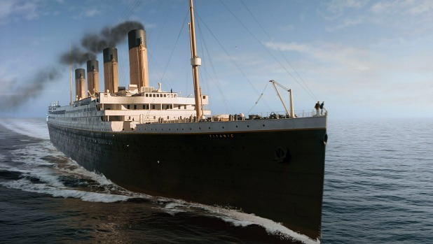 Replika Titanic Seharga Rp 1,4 Triliun Akan Hadir Di China