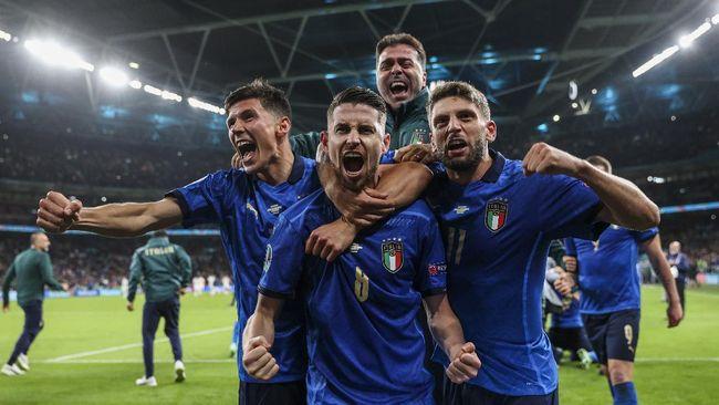 Jadwal Final EURO 2020 & Final Copa America 2021