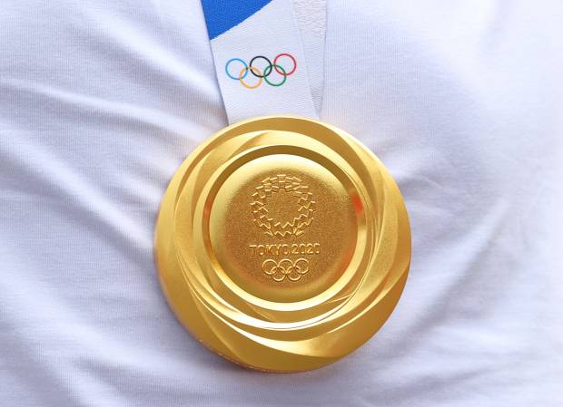 Medali Olimpiade Tokyo 2020 Hasil Daur Ulang Peralatan Elektronik