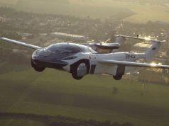 Mobil Terbang Bermesin BMW Berhasil Lakukan Uji Coba Penerbangan