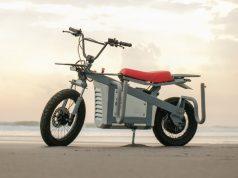 "Motor Listrik ""Boltie"" Made In Bali, Usung Gaya Sepeda BMX"