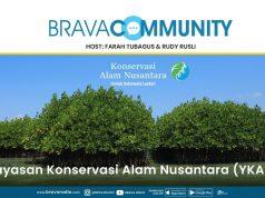Brava Community Virtual Gathering with Yayasan Konservasi Alam Nusantara