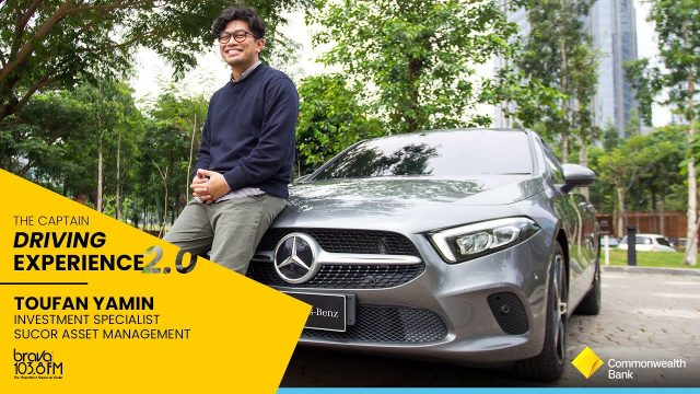The Captain Driving Experience with Toufan Yamin
