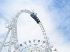 Akibatkan Pengunjung Patah Tulang, Roller Coaster Tercepat Di Dunia Diberhentikan