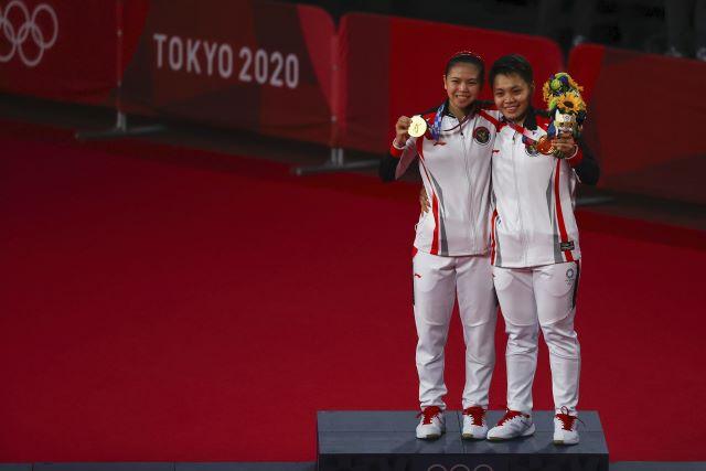 Apriyani Rahayu, Tukang Sayur Yang Sukses Raih Emas Olimpiade Tokyo 2020