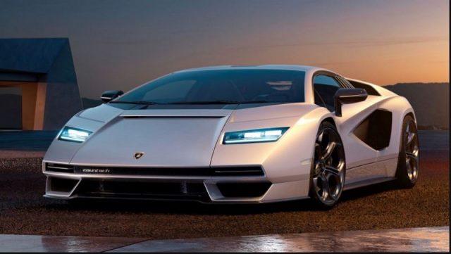 Dijual Seharga Rp 51 Miliar, Ini Keistimewaan Lamborghini Countach