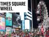 Kincir Ria Raksasa Hadir Di Times Square New York