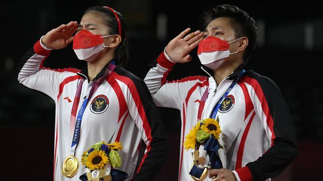 Klasemen Akhir Olimpiade Tokyo 2020: Amerika Serikat Juara Umum, Indonesia Ke-55