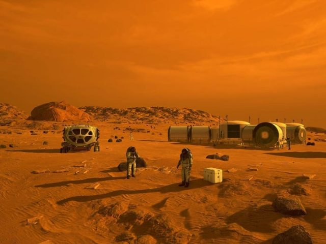 NASA Cari Relawan Yang Bersedia Tinggal Di Mars Selama 1 Tahun