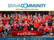 Brava Community Virtual Gathering with Run For Indonesia (RFI)