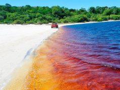 Pantai Di Brasil Ini Miliki Air Laut Yang Warnanya Seperti Coca-Cola